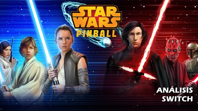 Análisis de Star Wars Pinball para Nintendo Switch