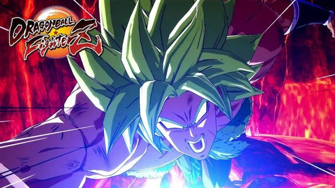Dragon Ball FighterZ Broly (DBS)