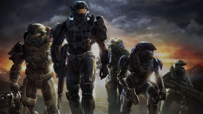 Halo Reach The Master Chief Collection