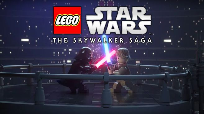 LEGO Star Wars La saga Skywalker Principal