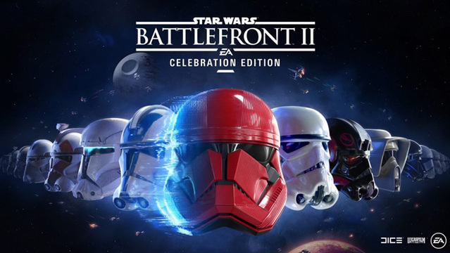 Star Wars Battlefront II Celebration Edition