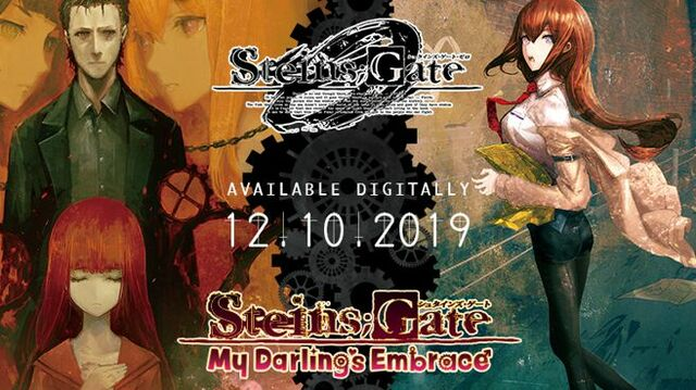 Steins;Gate 0 y Steins;Gate My Darling´s Embrace Principal