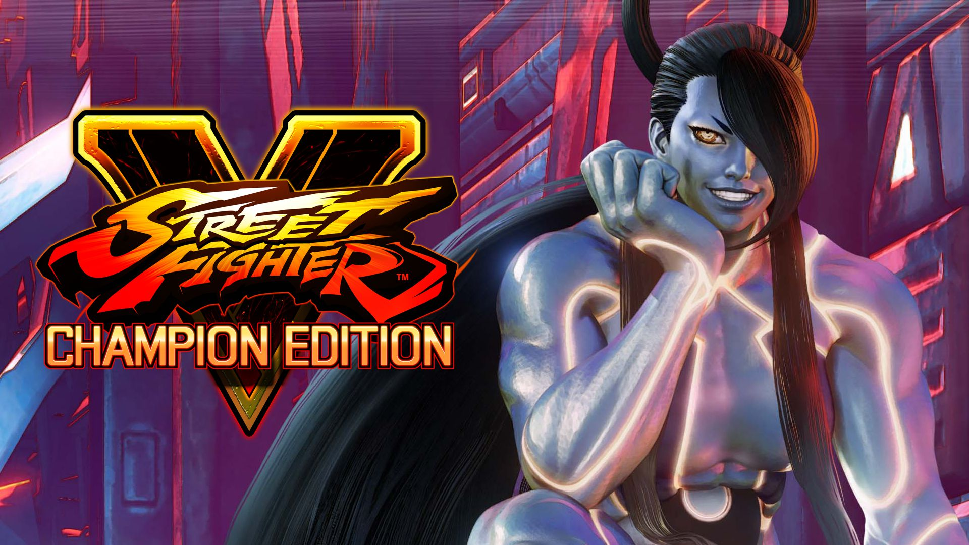 Street Fighter V Champion Edition Seth