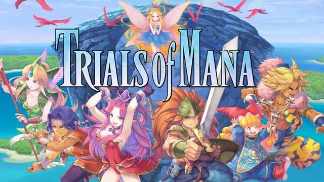 Trials of Mana Principal