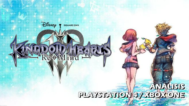 Análisis de Kingdom Hearts III ReMind