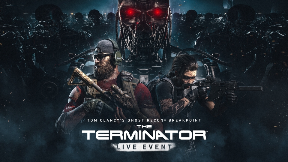 Ghost Recon Breakpoint The Terminator
