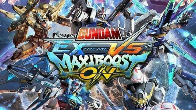 Mobile Suit Gundam Extreme Vs. Maxiboost On Principal