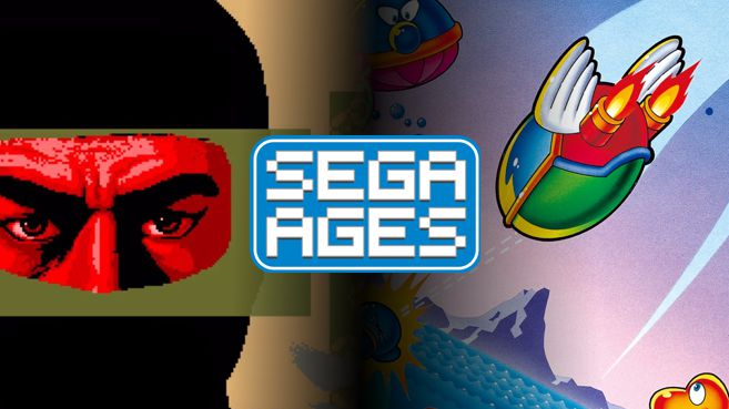 SEGA Ages Shinobi y Fantasy Zone