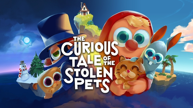 The Curious Tale of the Stolen Pets Principal