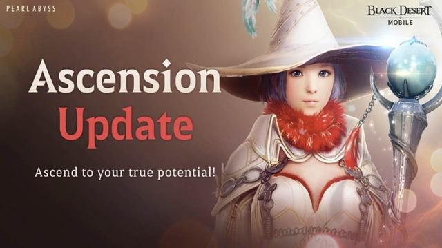 Black Desert Mobile Ascension Update