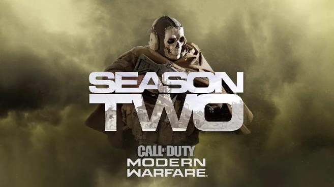Call of Duty Modern Warfare Temporada 2