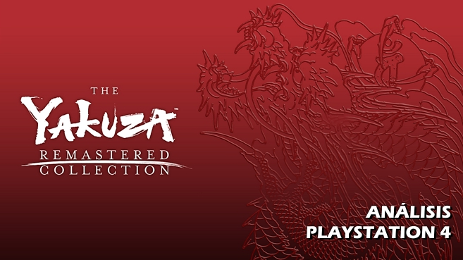 Análisis de The Yakuza Remastered Collection