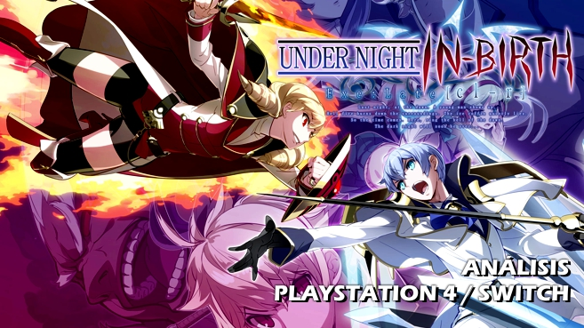 Análisis de Under Night In-Birth Exe:Late[cl-r]