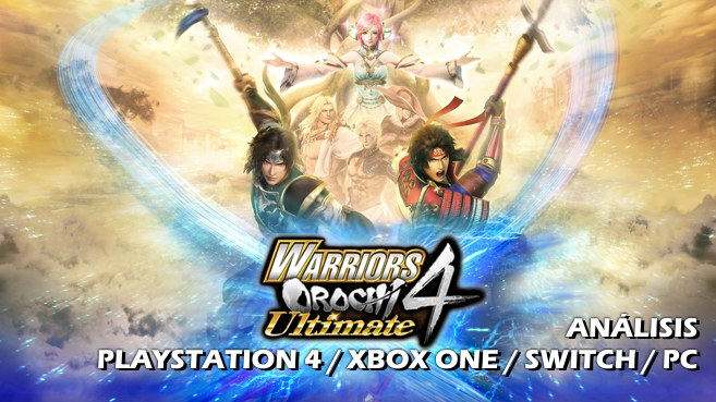 Análisis de Warriors Orochi 4 Ultimate