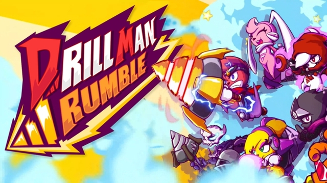 Drill Man Rumble Principal