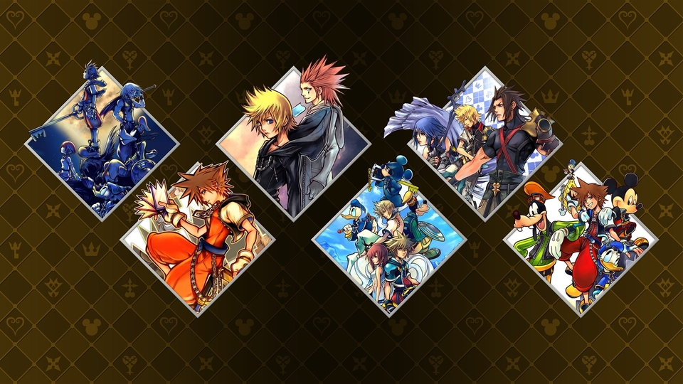 Kingdom Hearts Xbox One