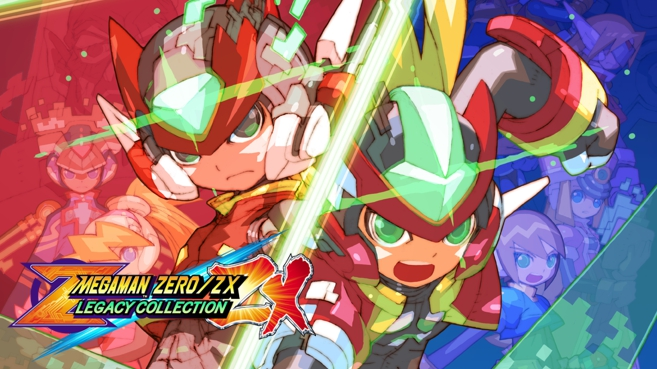 Mega Man Zero ZX Legacy Collection Principal