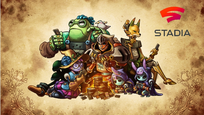 SteamWorld Stadia