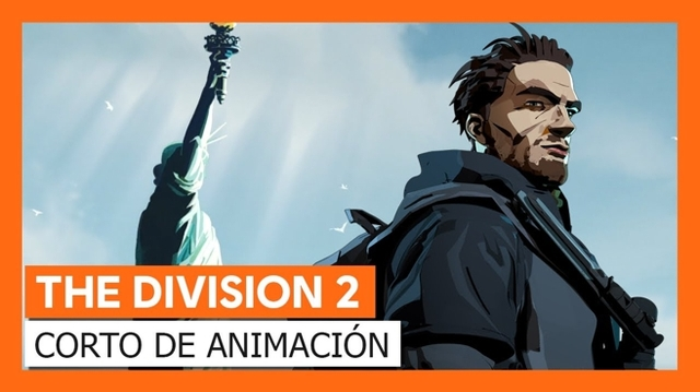 The Division 2 Warlords of New York Corto animación