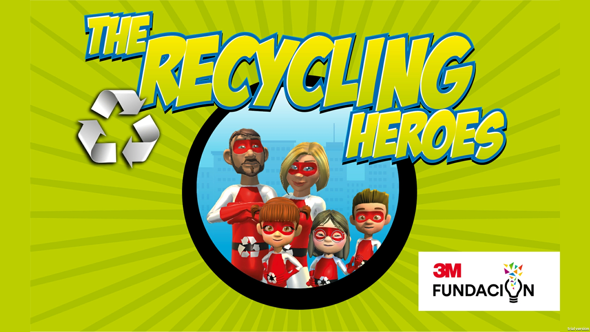 The Recycling Heroes Principal