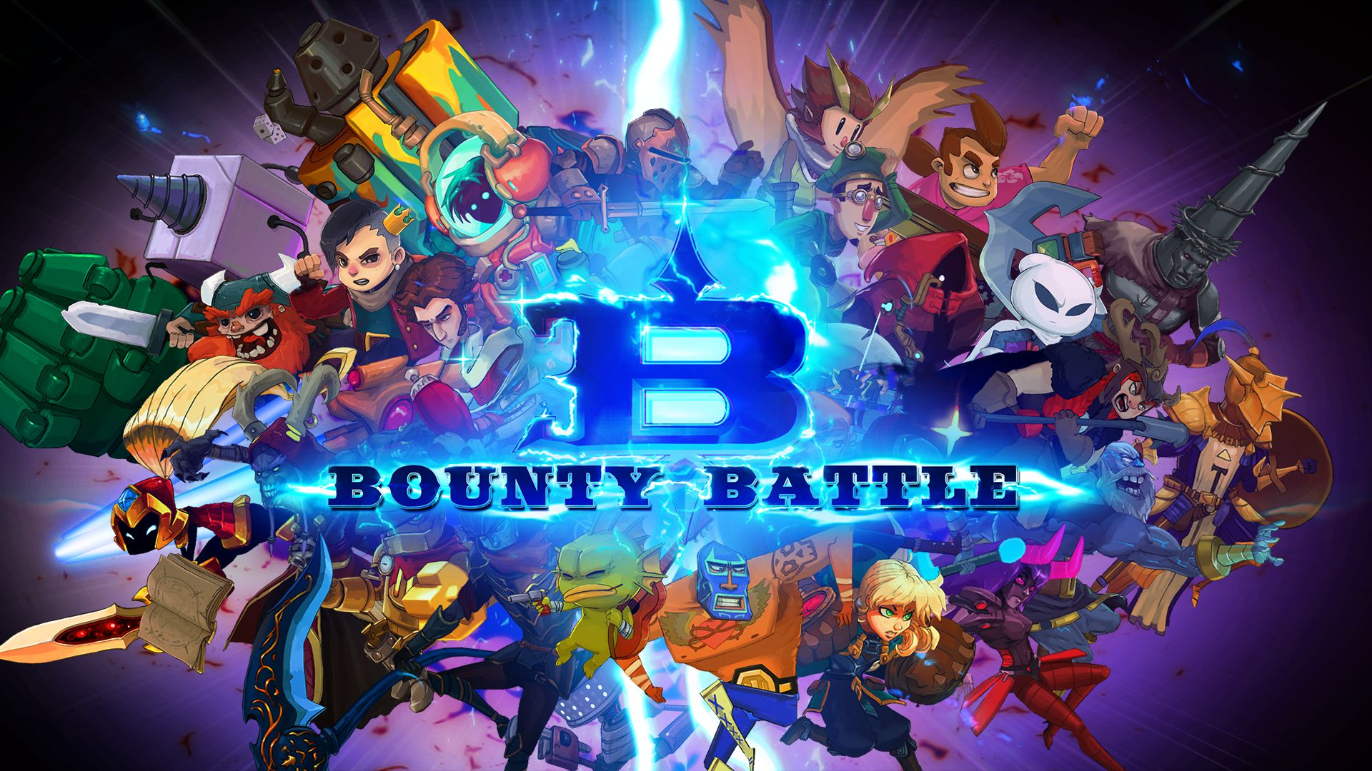 Bounty Battle Principal