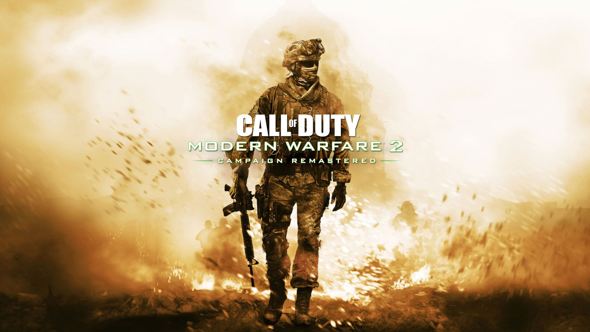 Campaña Remasterizada de Call of Duty Modern Warfare 2