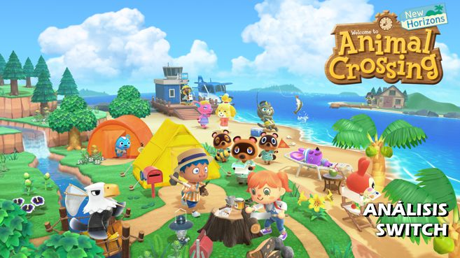Cartel Animal Crossing New Horizons
