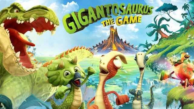 Gigantosaurus The Game Principal