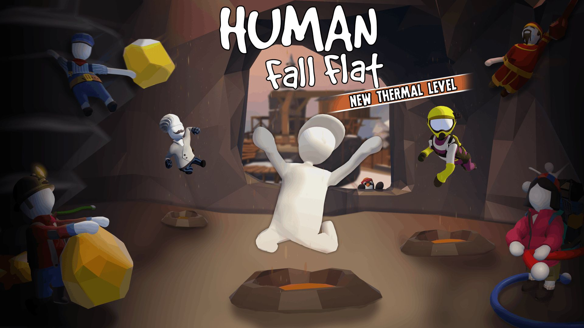 Human Fall Flat Thermal