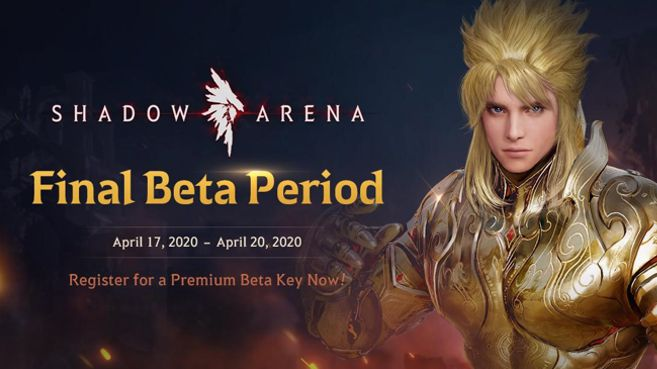 Shadow Arena Final Beta