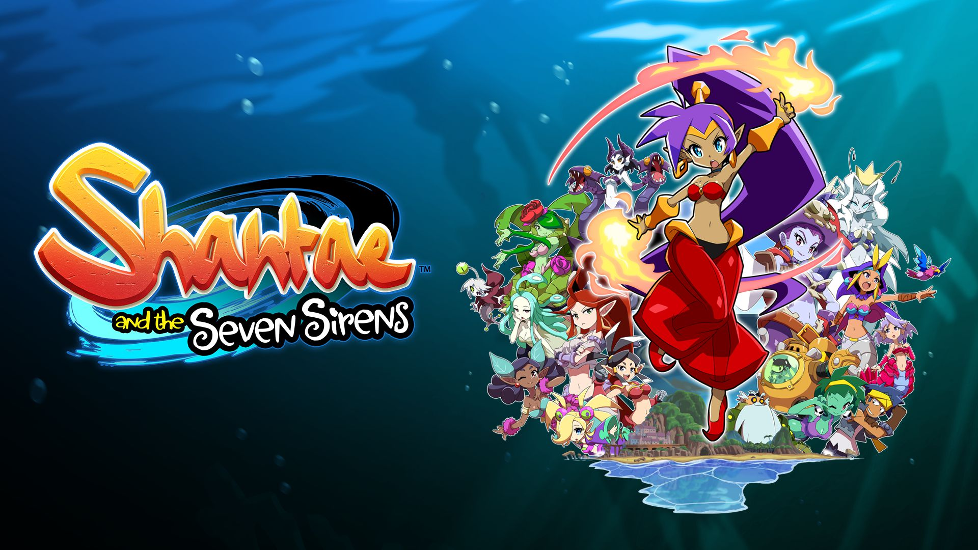 Shantae and the Seven Sirens Principal
