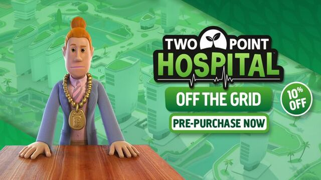 Two Point Hospital Desconexión Total