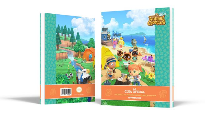 Animal Crossing New Horizons Guía Oficial