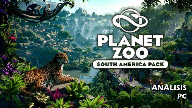 Cartel Planet Zoo South America Pack