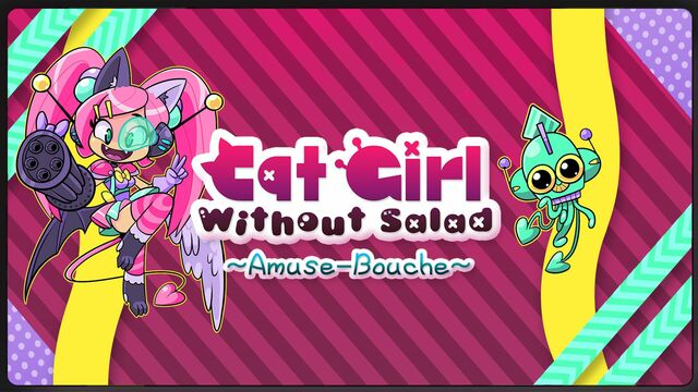 Cat Girl Without Salad Amuse-Bouche Principal