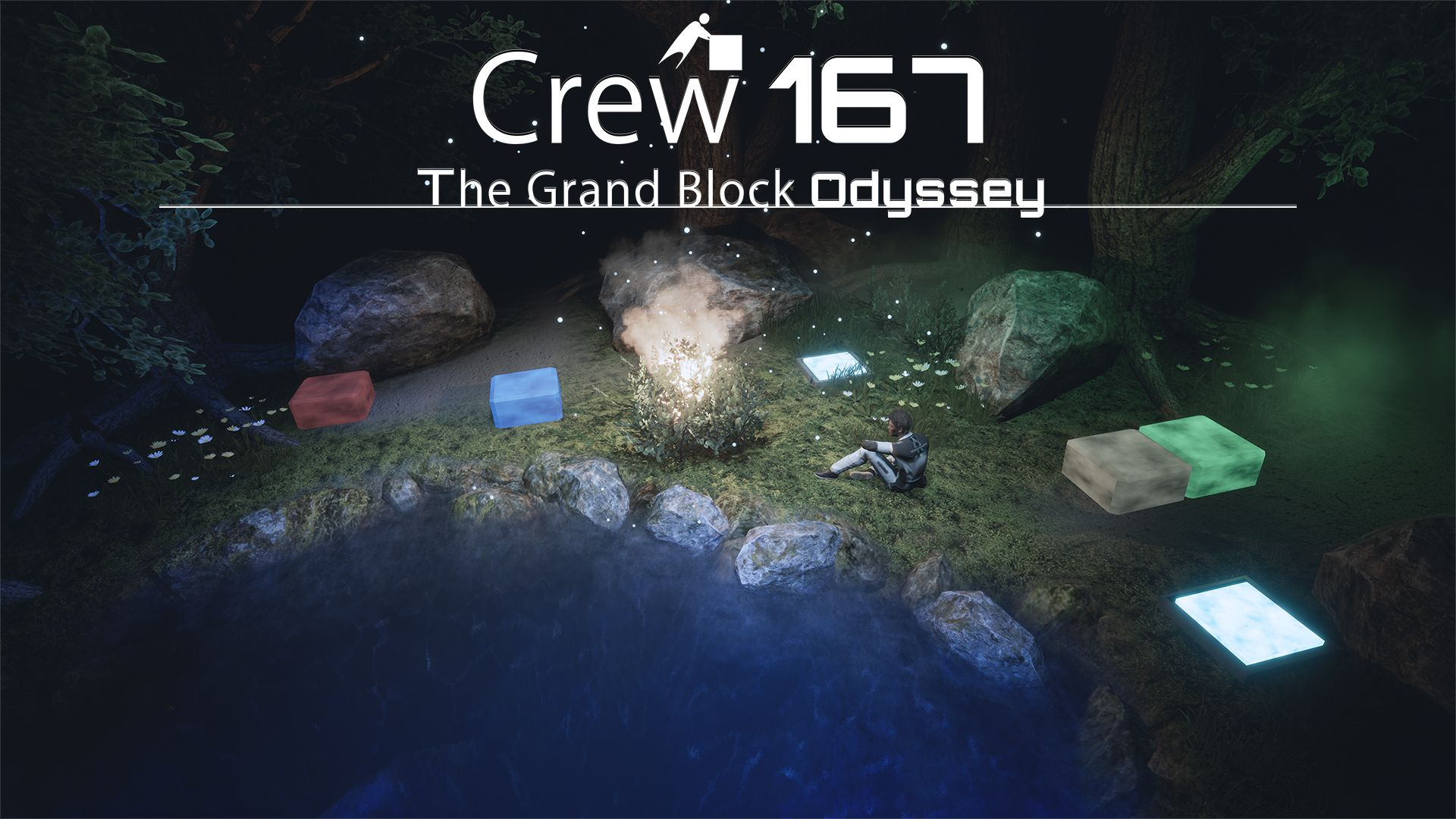Crew 167 - The Grand Block Odyssey Principal