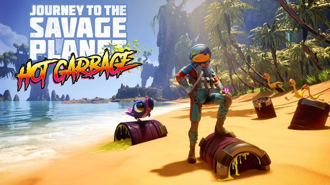Journey to the Savage Planet Hot Garbage