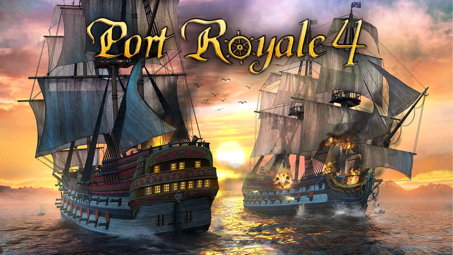 Port Royale 4 Principal