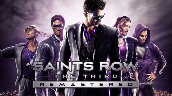Saints Row The Third Remastered Principal