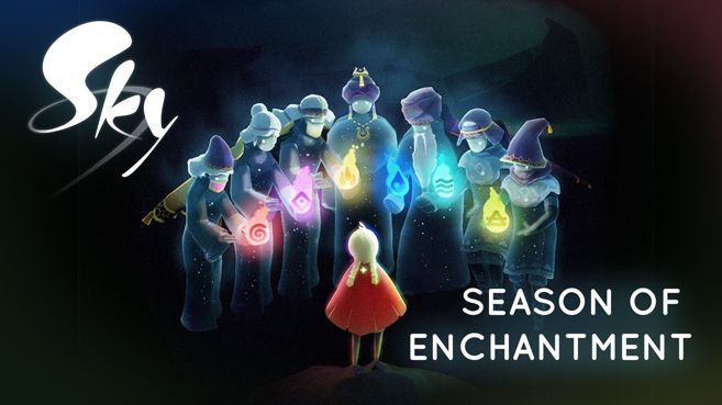Sky Children of the Light - Season of Enchantment