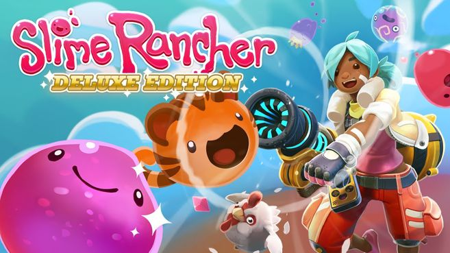 Slime Rancher Deluxe Edition