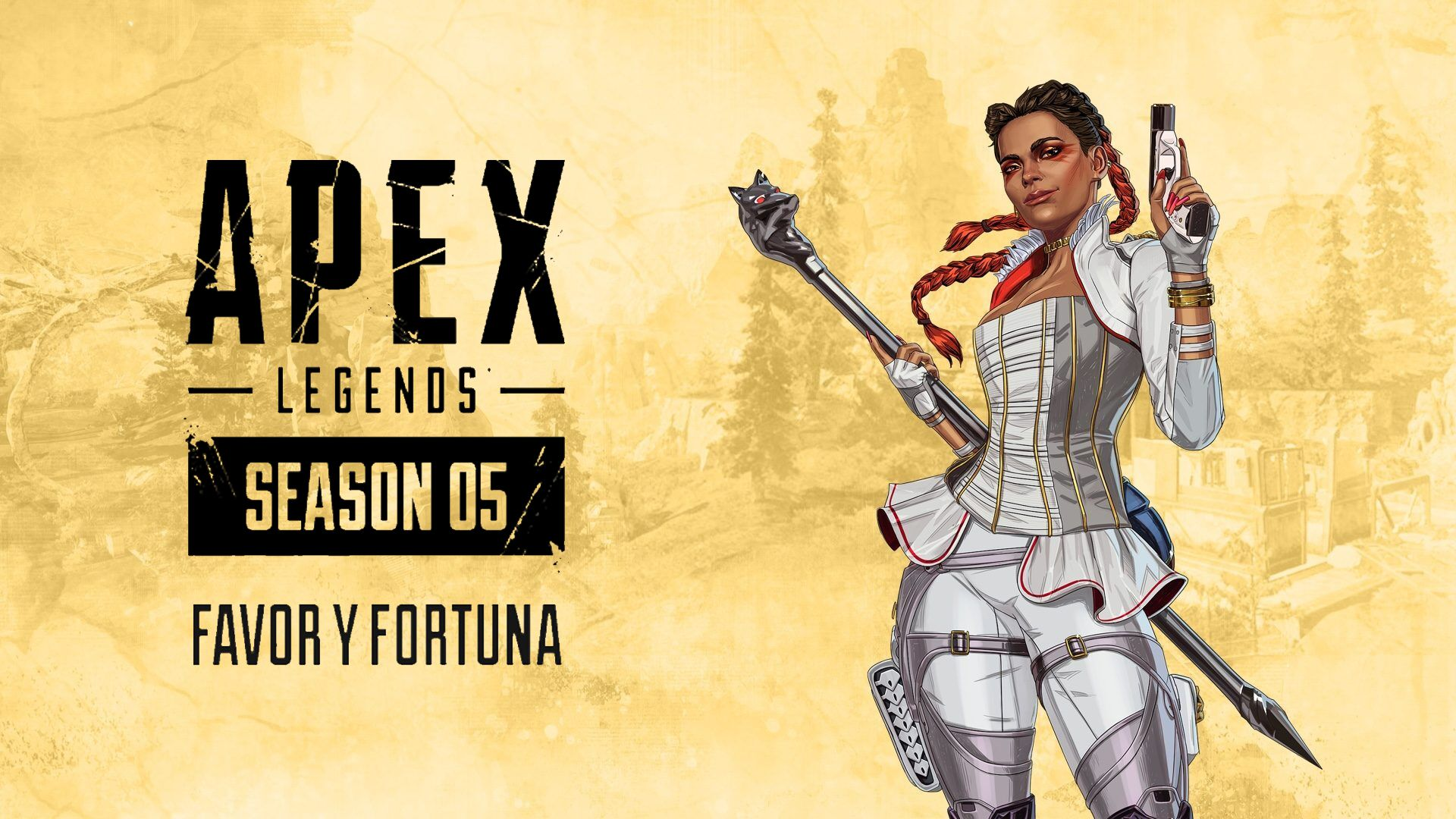 Apex Legends Temporada 5 Favor y Fortuna