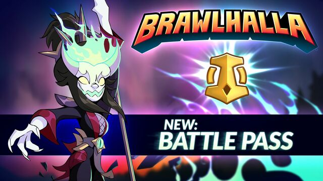 Brawlhalla Battle Pass