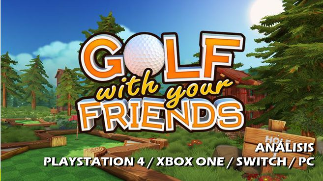 Análisis de Golf With Your Friends
