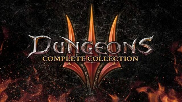 Dungeons III Complete Collection
