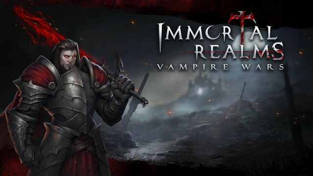 Immortal Realms Vampire Wars Principal