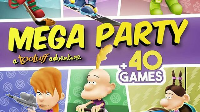 Mega Party A Tootuf Adventure