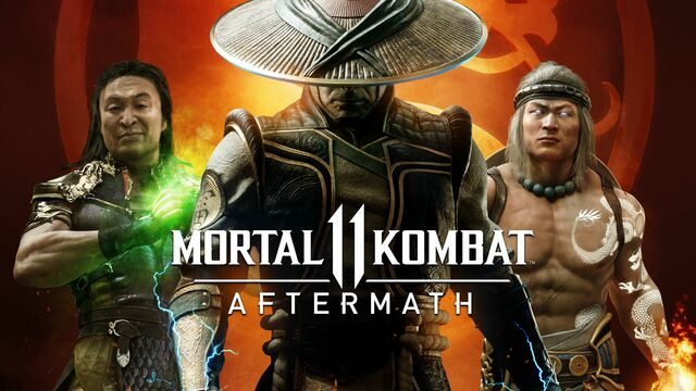 Mortal Kombat 11 Aftermath Principal