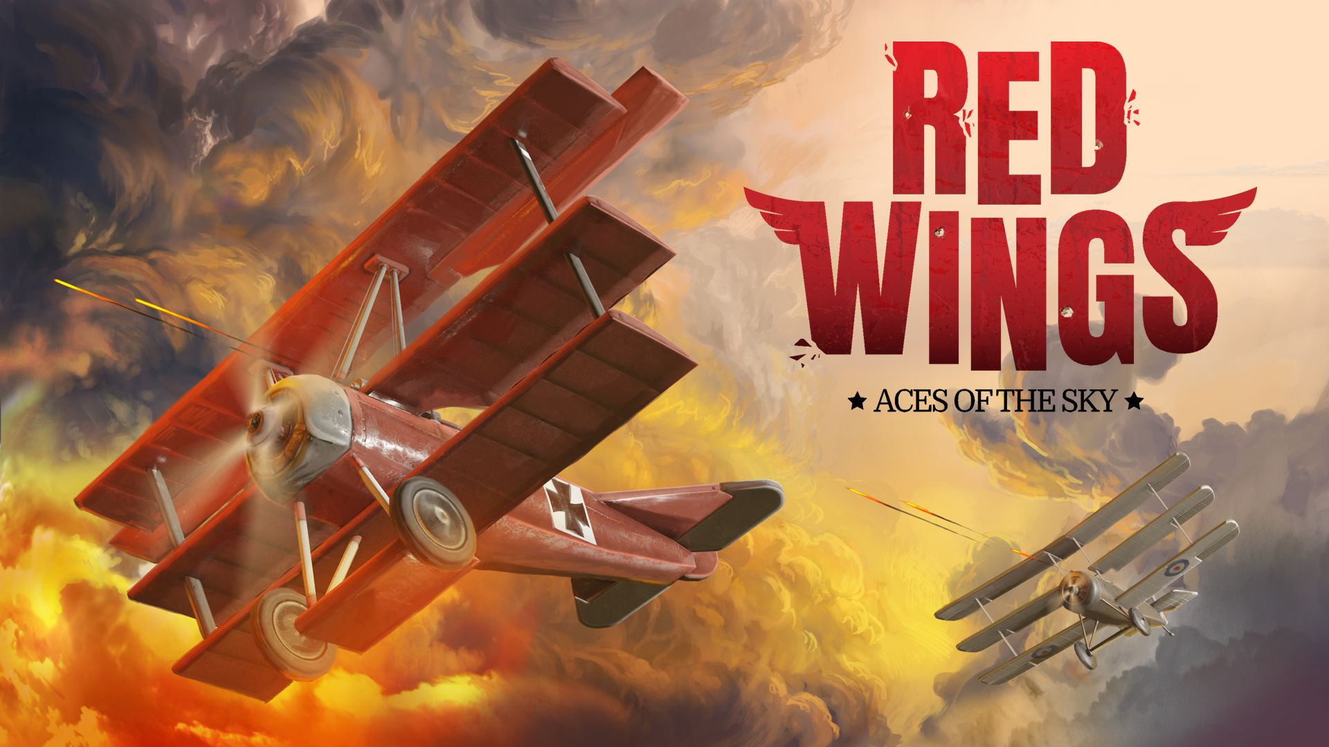 Red Wings Aces of the Sky Principal