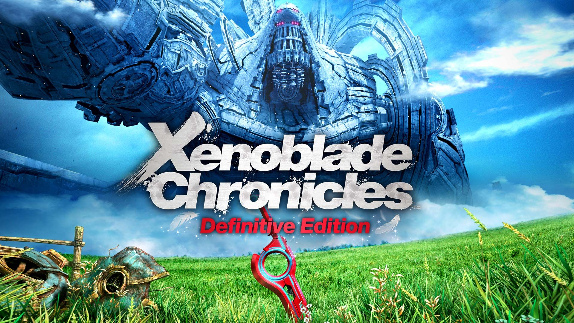Xenoblades Chronicles Definitive Edition Principal